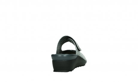 wolky clogs 02576 up 41920 grau multi suede_20