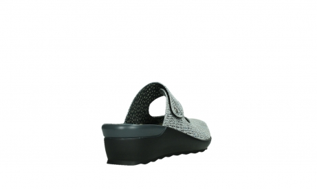 wolky clogs 02576 up 41920 grau multi suede_21