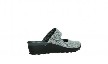 wolky clogs 02576 up 41920 grau multi suede_23