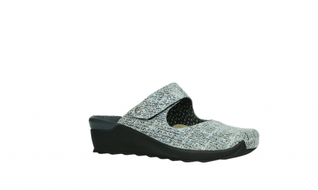 wolky clogs 02576 up 41920 grau multi suede_3