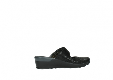 wolky clogs 02576 up 70000 schwarz canal leder_12