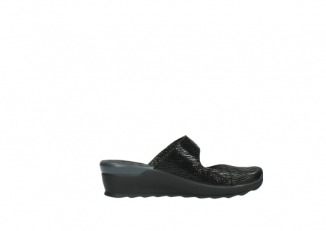 wolky clogs 02576 up 70000 schwarz canal leder_13