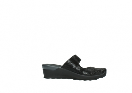 wolky clogs 02576 up 70000 schwarz canal leder_14