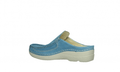wolky clogs 06202 roll slide 11856 baltischblau nubuck_15