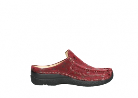 wolky clogs 06202 roll slide 12530 bordeaux leder_13