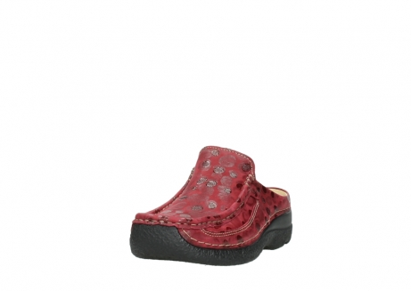 wolky clogs 06202 roll slide 12530 bordeaux leder_21