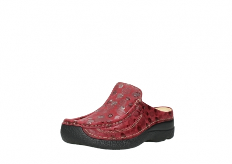 wolky clogs 06202 roll slide 12530 bordeaux leder_22