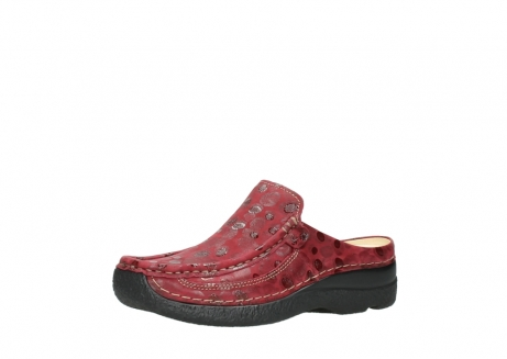 wolky clogs 06202 roll slide 12530 bordeaux leder_23