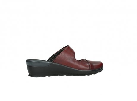 wolky clogs 2576 up 250 rot leder_12