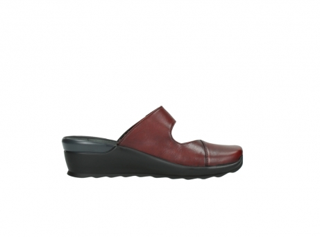 wolky clogs 2576 up 250 rot leder_13