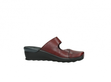 wolky clogs 2576 up 250 rot leder_14
