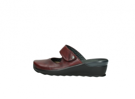 wolky clogs 2576 up 250 rot leder_2