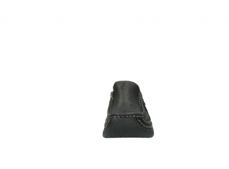 wolky klompen 6202 roll slide 130 bruin metallic gemeleerd leer_19