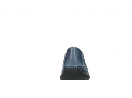 wolky clogs 6202 roll slide 380 dunkelblau leder_19