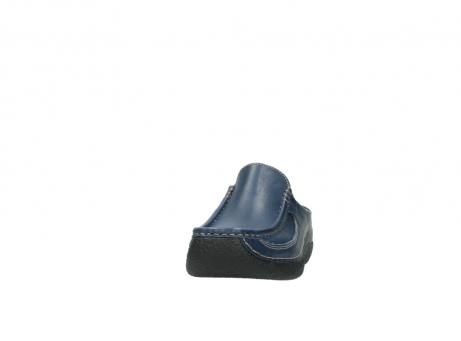 wolky clogs 6202 roll slide 380 dunkelblau leder_20