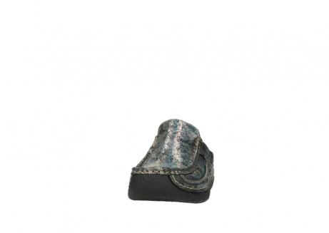 wolky klompen 6202 roll slide 428 grijs metallic suede_20