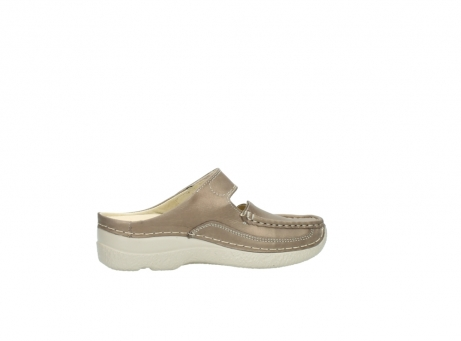 wolky klompen 6227 roll slipper 815 taupe leer_12