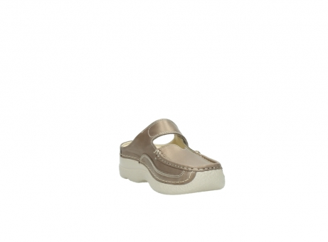 wolky clogs 6227 roll slipper 815 taupe leder_17