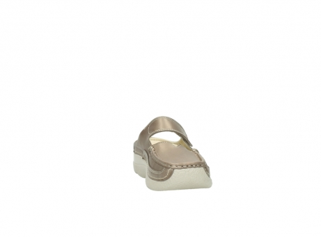 wolky clogs 6227 roll slipper 815 taupe leder_18