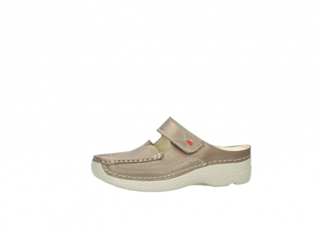 wolky klompen 6227 roll slipper 815 taupe leer_24