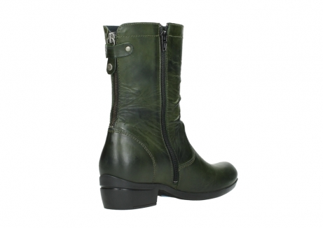 wolky boots 00957 colusa 30730 forest leather_10