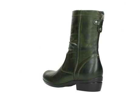 wolky boots 00957 colusa 30730 forest leather_4