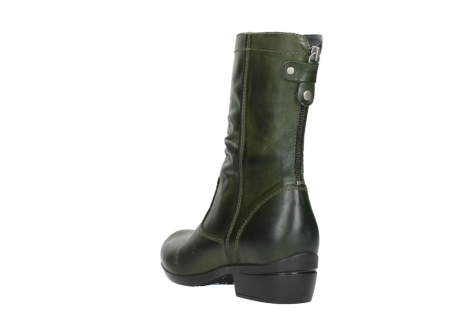 wolky boots 00957 colusa 30730 forest leather_5