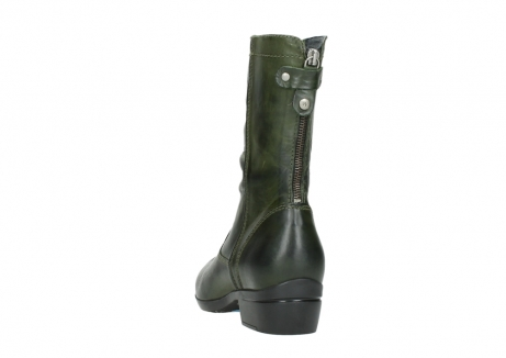 wolky boots 00957 colusa 30730 forest leather_6