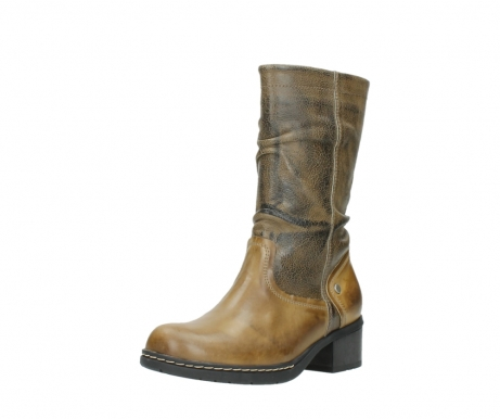 wolky mid calf boots 01261 edmonton 39920 ocher yellow leather_22