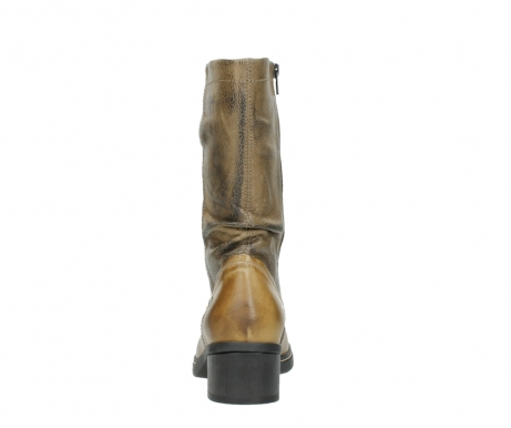 wolky mid calf boots 01261 edmonton 39920 ocher yellow leather_7