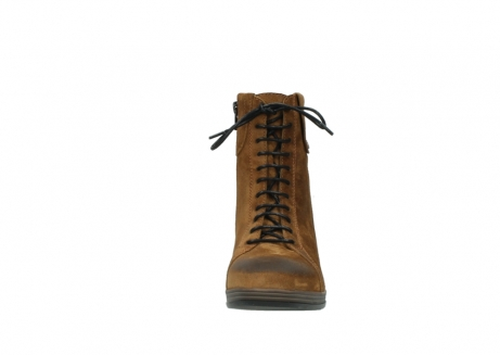 wolky stiefel 8027 stonehenge 443 cognac veloursleder_19
