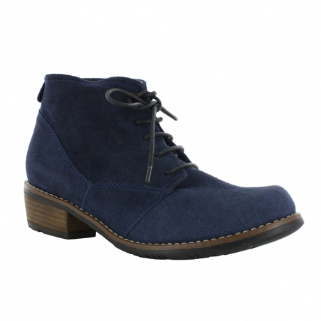 wolky lace up boots u 00559 erne 40800 blue suede