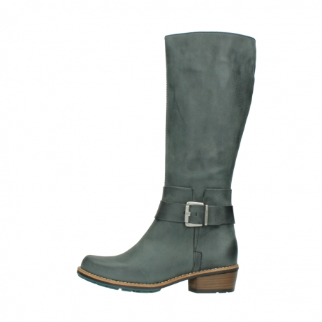wolky long boots 00527 aras 10220 grey nubuck_1