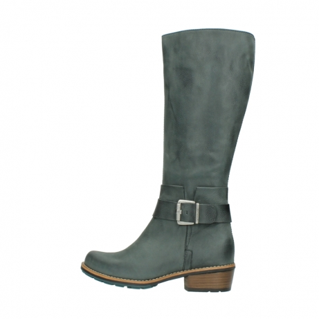 wolky high boots 00527 aras 10220 grey nubuck_2