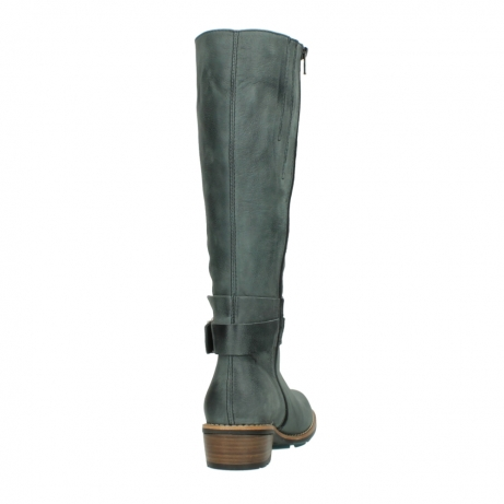 wolky high boots 00527 aras 10220 grey nubuck_8