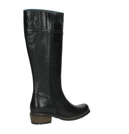 wolky high boots 00553 tinto 30000 black leather_11