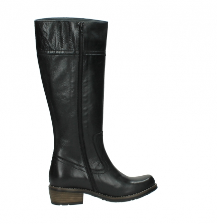 wolky high boots 00553 tinto 30000 black leather_12