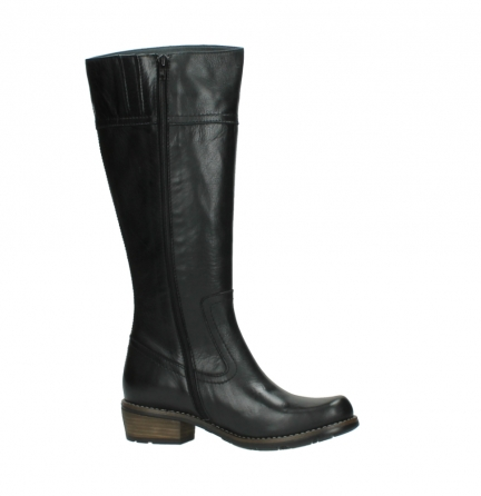 wolky high boots 00553 tinto 30000 black leather_14