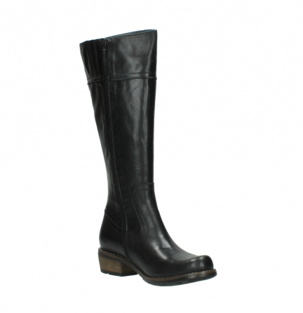 wolky high boots 00553 tinto 30000 black leather_16