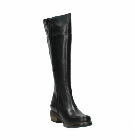 wolky high boots 00553 tinto 30000 black leather_17