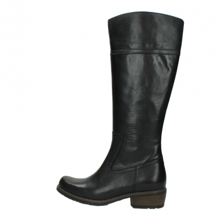 wolky high boots 00553 tinto 30000 black leather_2