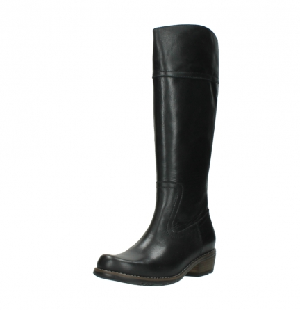 wolky high boots 00553 tinto 30000 black leather_22