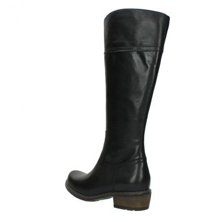 wolky high boots 00553 tinto 30000 black leather_4
