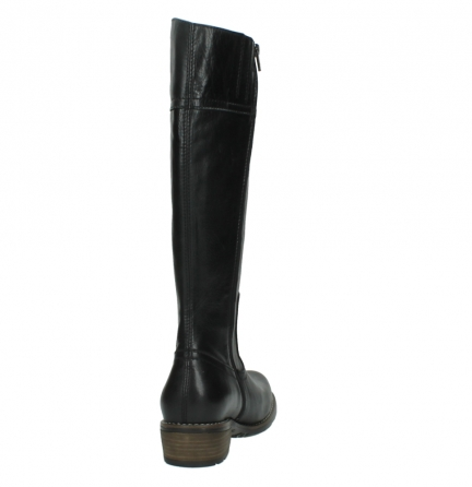 wolky high boots 00553 tinto 30000 black leather_8