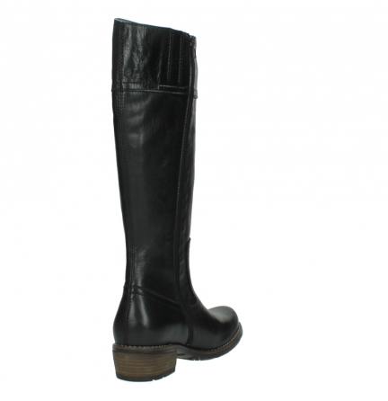 wolky high boots 00553 tinto 30000 black leather_9