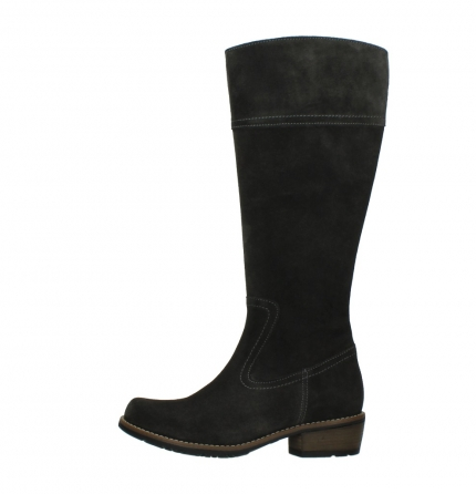 wolky hohe stiefel 00553 tinto 40210 anthrazit_1