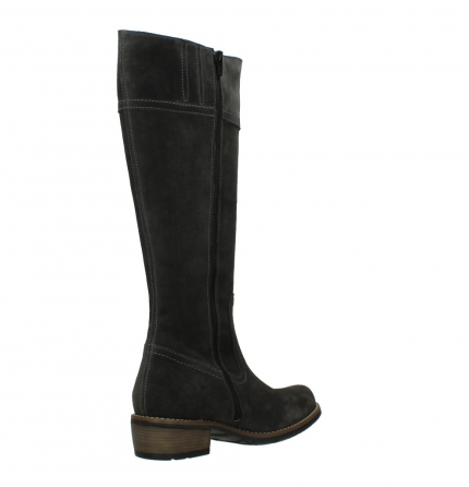 wolky hohe stiefel 00553 tinto 40210 anthrazit_10