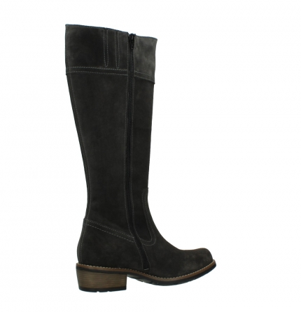 wolky hohe stiefel 00553 tinto 40210 anthrazit_11
