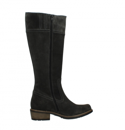 wolky hohe stiefel 00553 tinto 40210 anthrazit_12