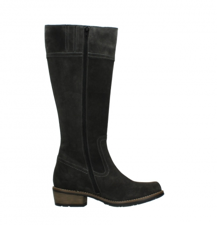 wolky hohe stiefel 00553 tinto 40210 anthrazit_13